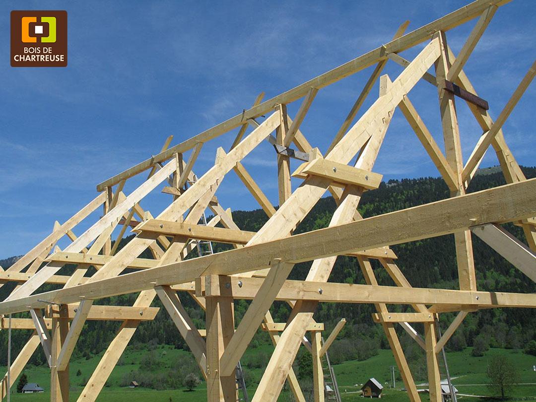 La construction en bois massif, des vertus exceptionnelles