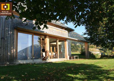 Extension de maison, 2005
